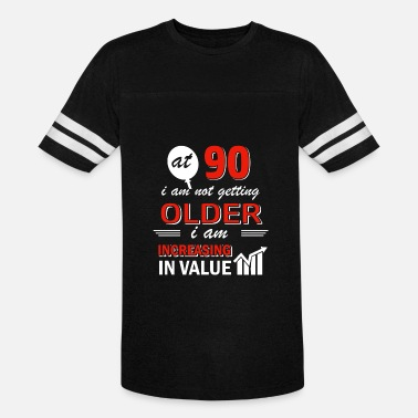 For The 90 Year Old Funny 90 year old gifts - Vintage Sport T-Shirt