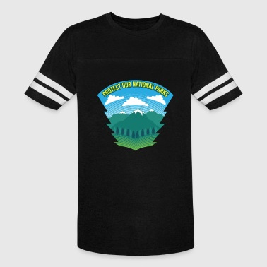 Protect Wildlife Protect Our National Parks - Nature Earth Wildlife - Vintage Sport T-Shirt