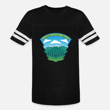 Everglades Protect Our National Parks - Nature Earth Wildlife - Vintage Sport T-Shirt