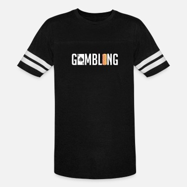 Casino Chips Awesome Gambling Casino Chips - Vintage Sport T-Shirt