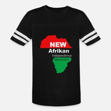 Movement We of the New Afrikan Independence Movement - Vintage Sport T-Shirt