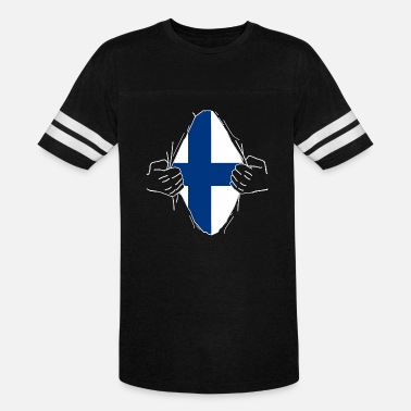 Finnish Patriot Finland suomi Finnish Scandinavia Gift Patriot - Vintage Sport T-Shirt