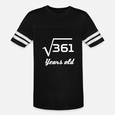 Square Root Of 361 Square Root Of 361 19 Years Old - Vintage Sport T-Shirt
