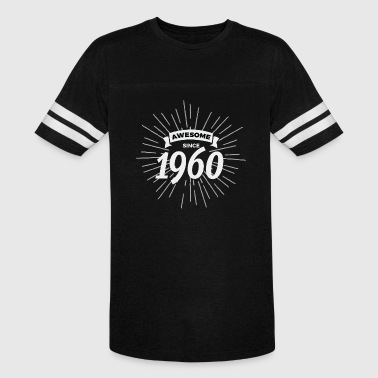 Awesome since 1960 - Vintage Sport T-Shirt