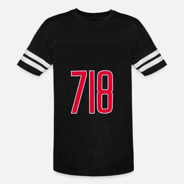 718 Bronx 718 Area Code Gift for New Yorkers - Vintage Sport T-Shirt