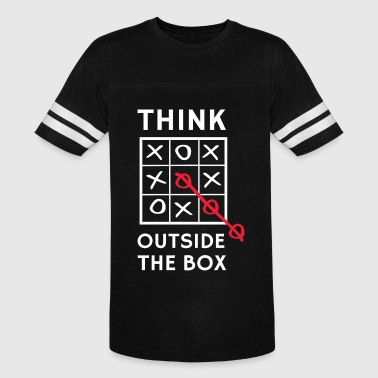 Think Outside the box - Think Outside the Box (T - Vintage Sport T-Shirt