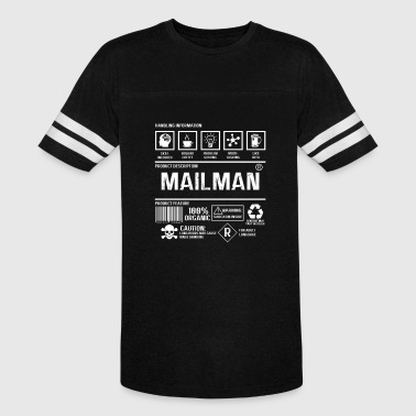 Mailman - Long hours may cause binge drinking - Vintage Sport T-Shirt