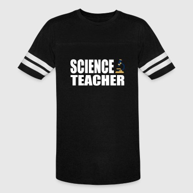 Science teacher - Cool t-shirt for science teach - Vintage Sport T-Shirt