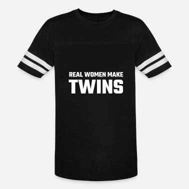 Les Twins Twins - Real Women Make Twins - Unisex Vintage Sport T-Shirt