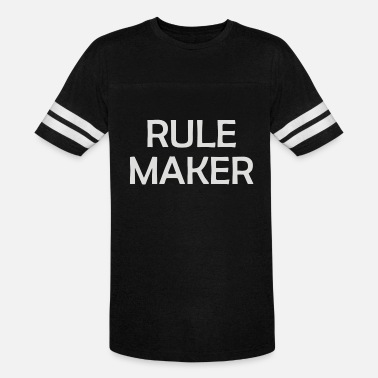 Movie Maker Rule Maker - Unisex Vintage Sport T-Shirt