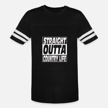 Country Life Country life - Straight outta country life - Vintage Sport T-Shirt