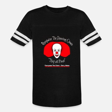 Supplies Pennywise the dancing clown - They all float - Vintage Sport T-Shirt
