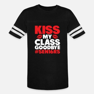 Kiss My Class Goodbye Kiss My Class Goodbye - Vintage Sport T-Shirt