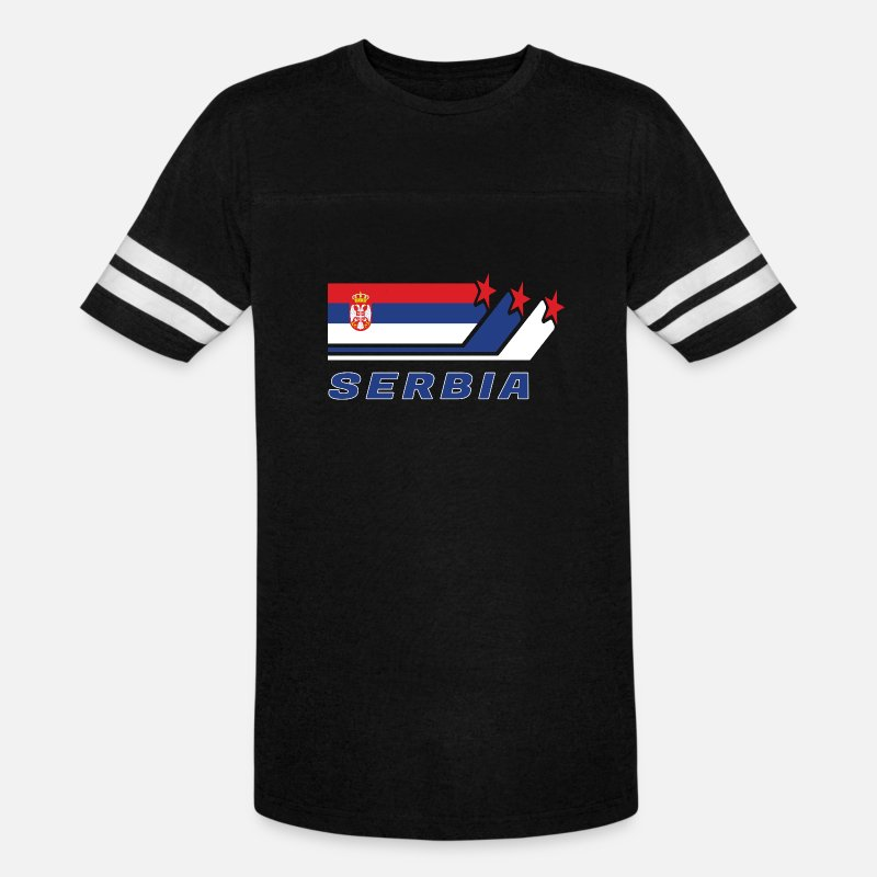 Funny T-shirt I AM SERBIAN AND CANNOT KEEP CALM SERBIA present gift