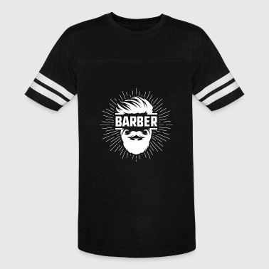 Barber Quotes Barber - Vintage Sport T-Shirt