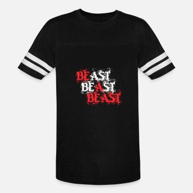 Body Beast Be a Beast Training Weightlifting Body Builder - Vintage Sport T-Shirt