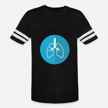 Lungs Lungs - Unisex Vintage Sport T-Shirt