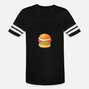 Hamburger Hamburger - Unisex Vintage Sport T-Shirt