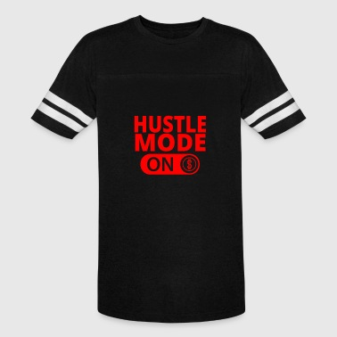 MODE ON HUSTLE money maker selfmade - Vintage Sport T-Shirt
