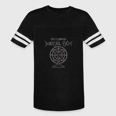 Metal Fan - Vintage Sport T-Shirt