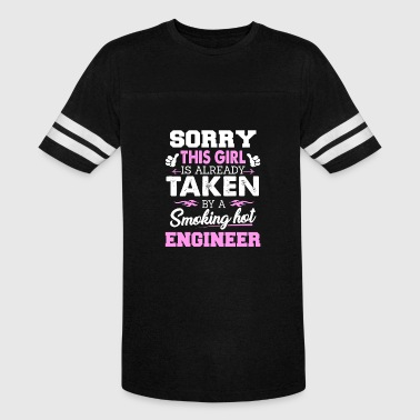 Engineer Shirt Cool Gift for Girlfriend - Vintage Sport T-Shirt