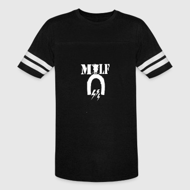 Porn Mothers wife mother mother in law milf motif flirt shirt - Vintage Sport T-Shirt