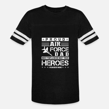 6a84301d Proud Air Force Dad Proud Air Force Dad Shirt - Unisex Vintage Sport T-Shirt