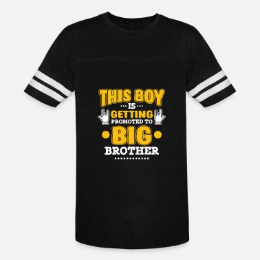 Promotion Big Brother Gift Promoted to Big Brother New Baby - Unisex Vintage Sport T-Shirt