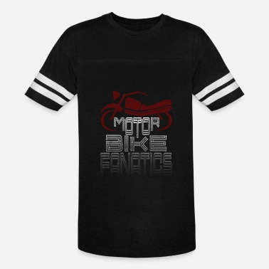 Rugged Wear motorbike fanatic red rugged gift idea - Vintage Sport T-Shirt