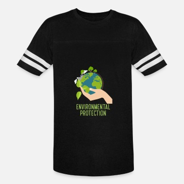 Respect Environmental Protection Environmental Protection - Unisex Vintage Sport T-Shirt