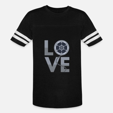 Action Movie love movies films cinema action entertainment - Vintage Sport T-Shirt