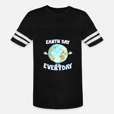 Every Day Is Earth Day Every Day - Vintage Sport T-Shirt