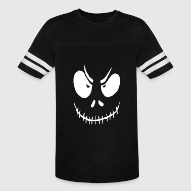 Bad Spirit Halloween Halloween Costume Bad Face - Vintage Sport T-Shirt