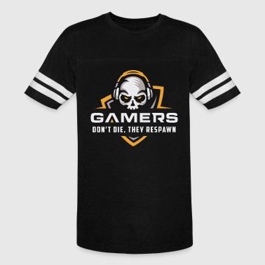 Gamer Couples Gamers - Vintage Sport T-Shirt
