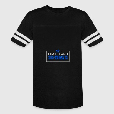 Aqua Birthday Aqua Sports - Vintage Sport T-Shirt