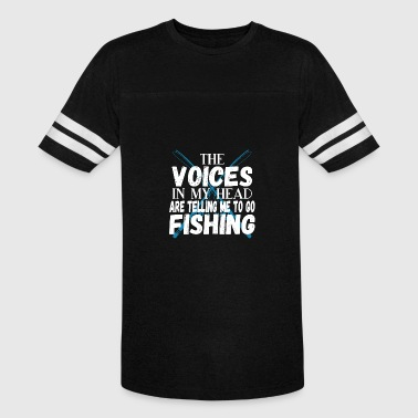 Boat Insults The Voices In My Head 01 - Vintage Sport T-Shirt