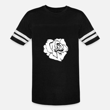 Rose Valentines Day valentines day - rose gift for wife - Vintage Sport T-Shirt