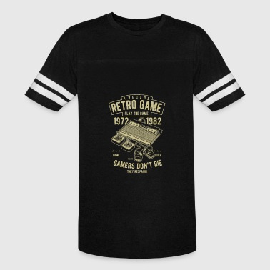 Retro Game - Vintage Sport T-Shirt