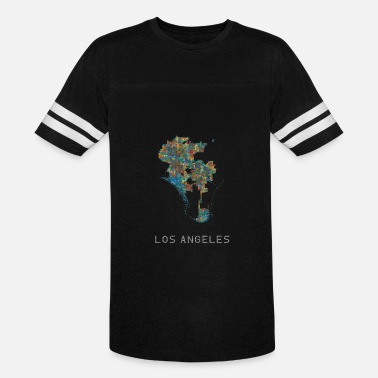 Los Angeles River los angeles water - Vintage Sport T-Shirt