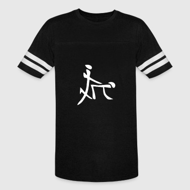 China Sex Symbol - Vintage Sport T-Shirt