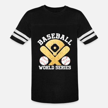 World Series Baseball world series - Unisex Vintage Sport T-Shirt