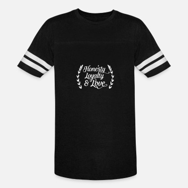 Honesty New Design Honesty Loyalty and Love Best Seller - Vintage Sport T-Shirt