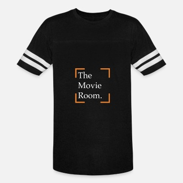 Aspect Ratio The Movie Room - Vintage Sport T-Shirt