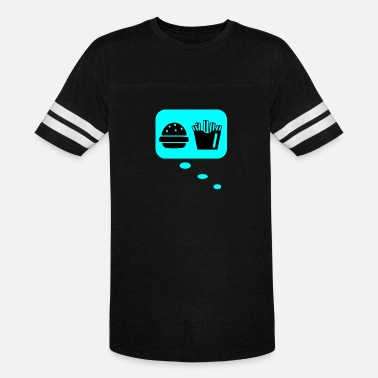 Takeaway thinking about takeaway - Vintage Sport T-Shirt