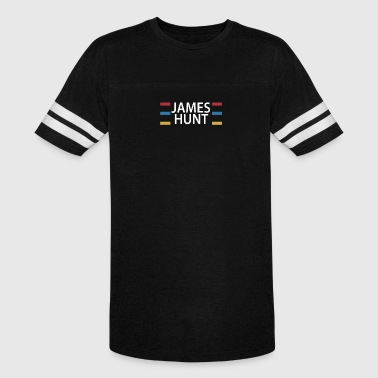 James Hunt - Vintage Sport T-Shirt