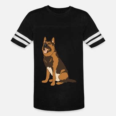 Working German Shepherd German Shepherd - Vintage Sport T-Shirt