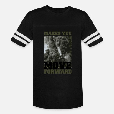 Moving Forward move forward - Unisex Vintage Sport T-Shirt
