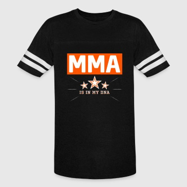 MMA Is In My DNA - Vintage Sport T-Shirt