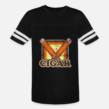 Cigarette No Smoking Cigar Smoke Cigarette Smoker Pipe Smoking Gift - Vintage Sport T-Shirt
