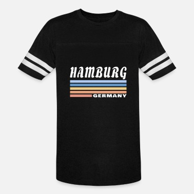 Hanseatic City Hamburg Germany / Gift Hanseatic City - Unisex Vintage Sport T-Shirt